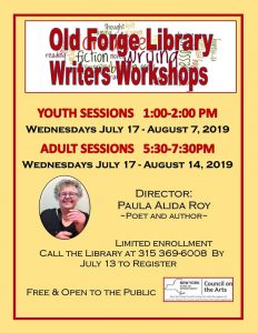 Adult Summer Writers Workshop
