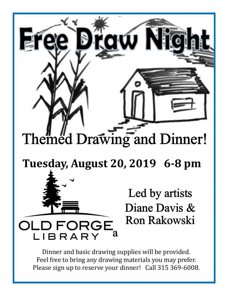 Free Draw Night