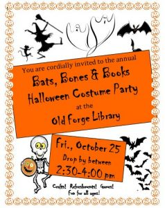 Annual Halloween Costume Party Open House