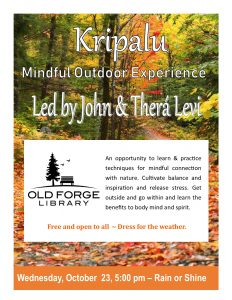 Kripula Mindful Outdoor Experience