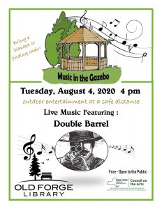 Music in the Gazebo Series: Double Barrel