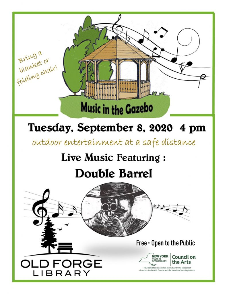 Music in the Gazebo Series: Double Barrel