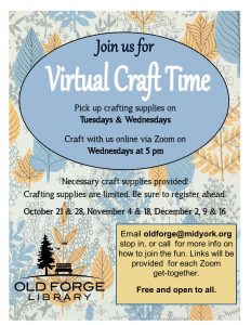 Virtual Craft Time