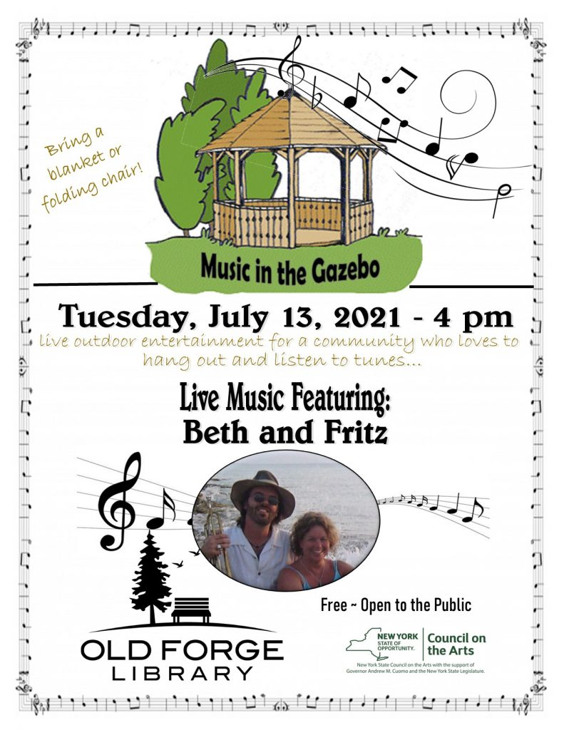 Music in the Gazebo Series: Beth and Fritz