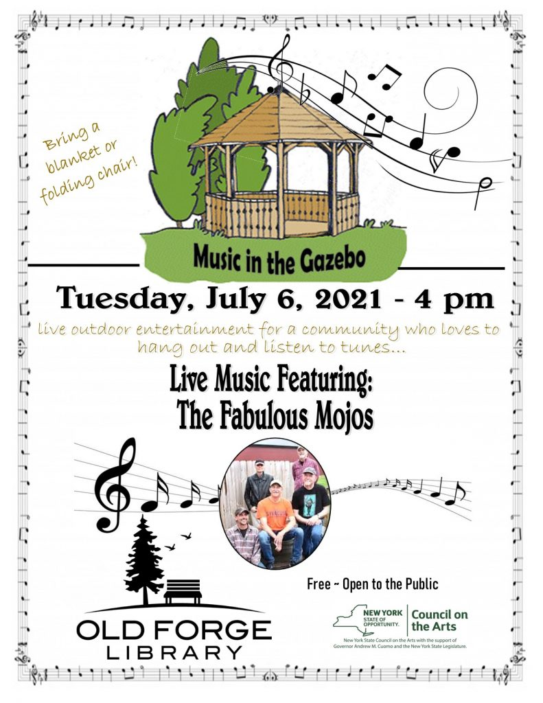 Music in the Gazebo Series: The Fabulous Mojos