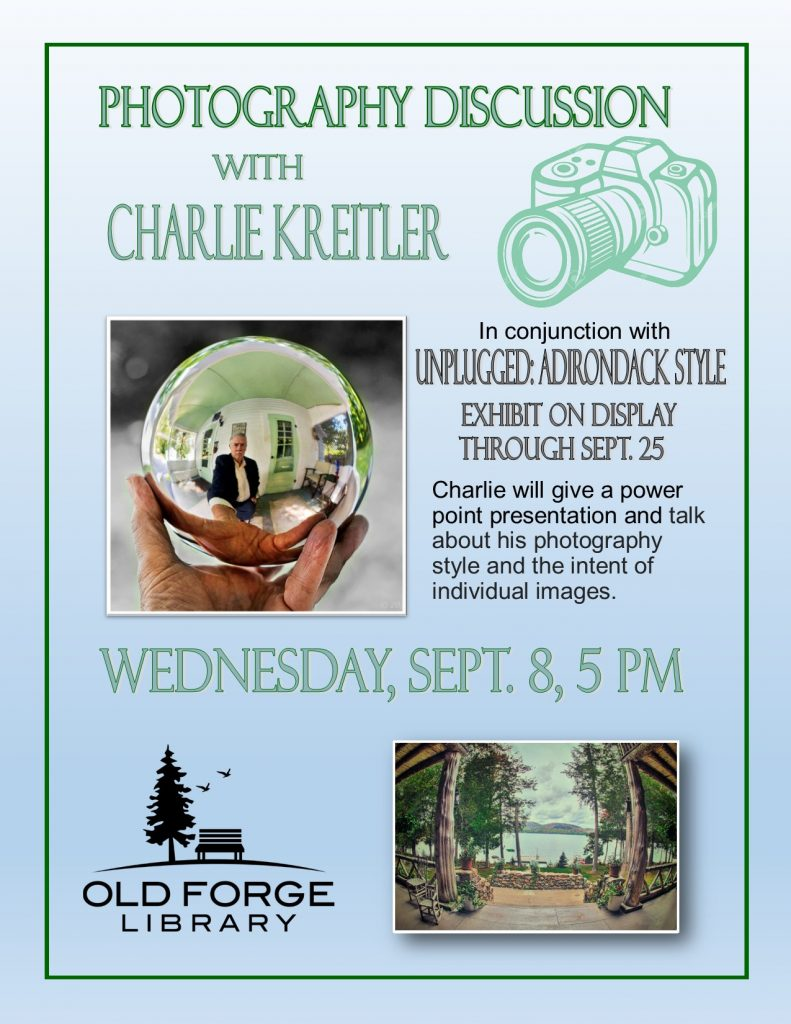 Charles Kreitler Photography Discussion